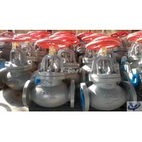 JIS Marine valve Cast Iron Check Globe valve 5K 10K 16K