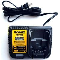 New DCB115 Genuine 12-20V MAX Fast Rapid Battery Charger thumbnail image