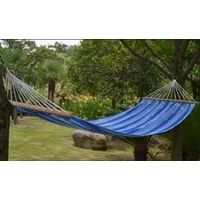 swing hammock hot selling outdoor single hanging canvas for outdoor garden camping thumbnail image