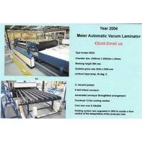 J. v. G. Desert Laminator / solar production equipment