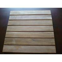 Teak decking tiles thumbnail image