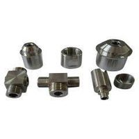 CNC Precision Parts, Joint Tube, Cnc Machining, Turning Parts