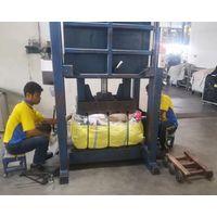 Used Textile Baling Press Machine