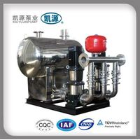 QKY Intelligent Variable Frequency plc Water Supply Equipment for Hight Building and Industry