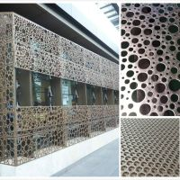 Perforated Mesh Grille