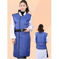 non sleeves front protection lead apron