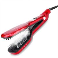 HOT SELLING steampod fast electric steam hair straightening brush thumbnail image