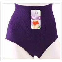 10pcs/lot seamless high waist women's underwear charming body shaperwear slimming pants, lift pants,