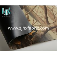 Military Camouflage PVC Coated Fabric Inflatable Boats Fabric
