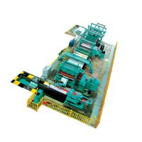 Industrial high speed used simple foil sheet metal slitting machine line operator