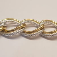 Aluminum Chain for Garment accessories and Trimming, Fashion Belts