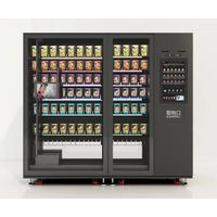 School vending machine China suppliers with coin acceptor