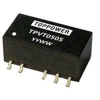 SMD DC-DC Converter / TPVT / 1W / 3KVDC Isolation / Single/Dual Output thumbnail image