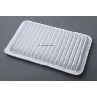 auto air filter 18801-21030,17801-DH020 ,A-1181 Japanese toyota cars filter factory supplier