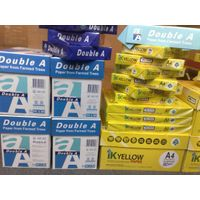Double A Copy Paper A4 70GSM 102-104% , Cheap A4 Copy Paper 80GSM