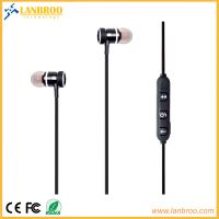CRS Hot Selling Magnetic Bluetooth Earbuds Wireless Bluetooth Earphone
