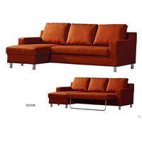 fabric & leather sofa&sofa bed thumbnail image