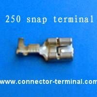 250 wire  snap crimping terminal