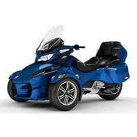 2012 Can-Am Spyder RT Audio & Convenience 3 wheels Motorcycle thumbnail image