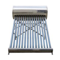 Stainless Steel Solar Collector Hot Water Heating Geyser Solar Water Heater