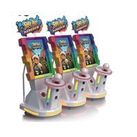 Parkour funny indoor amusement children games machine