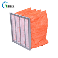 Competitive Price synthetic fiber F5 F6 F7 F8 filter material roll for pocket filter sewing machine thumbnail image