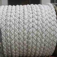 72 mm 8 strand polypropylene rope wire rope fittings