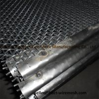 Plain Weave Galvanized Crimped Woven Wire Mesh Stainless Steel Square Chemical Resistant thumbnail image