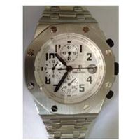 Mens AP Style Stainless Steel Watch