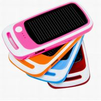 Mini solar charger for mobile charger thumbnail image