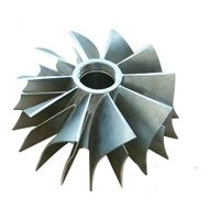 Precision castiong of stainless steel impller