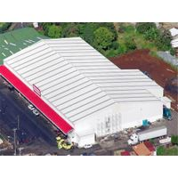 Steel Structure Prefabricated Supermarket   custom Prefab House manufacturer   thumbnail image