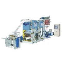 plastic shopping bag production line film blowing machine thumbnail image