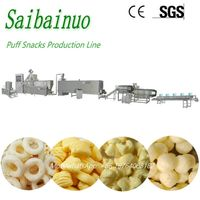 Industry Quality Corn Puff Snacks Food Machine Production Line