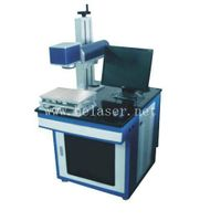 Portable Fiber Metal Laser Marking Machine
