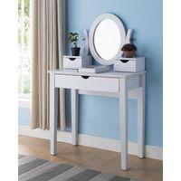 Dresser Table + Mirror K16033