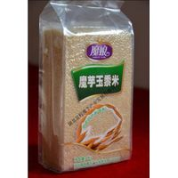 High KGM, low Calorie ,low fat Konnyaku extracts moyu konjac Rice for diabetics and obesity