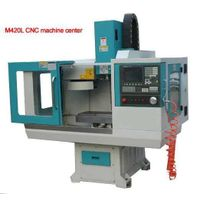 M420L cnc machinery milling thumbnail image