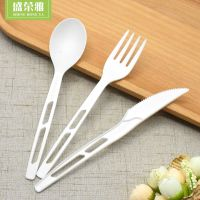 PLA cutlery set