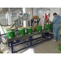 Weight control drum barrel filling capping machine thumbnail image