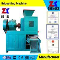 Best selling coal briquette press machine