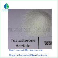 Raw Steroid Hormone Powder Testosterone Acetate/Test a Muscle Strength CAS1045-69-8 Iris thumbnail image