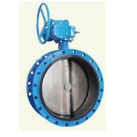 concentric flanged butterfly valve thumbnail image
