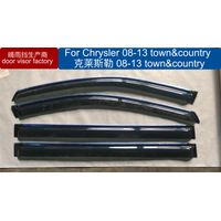 chrysler 2008-13 town&country wind deflector