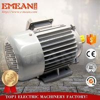 25HP electric motor with 100% copper wire, 4 poles