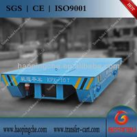 Battery operated transfer car