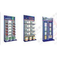 Paint Display Shelf