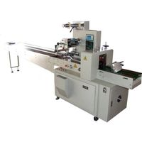 flow wrapping machine