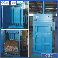 Scrap Paper Press Machine Waste Paper Compactor
