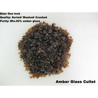 Amber glass cullet thumbnail image